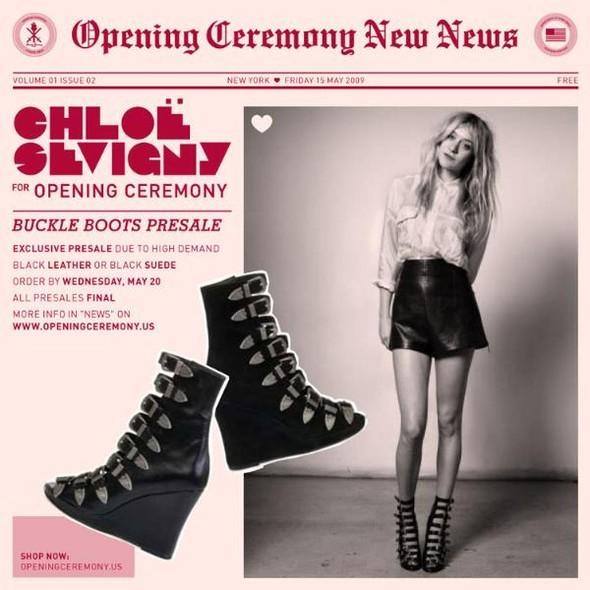 Chloe Sevigny иOpening Ceremony. Изображение № 19.
