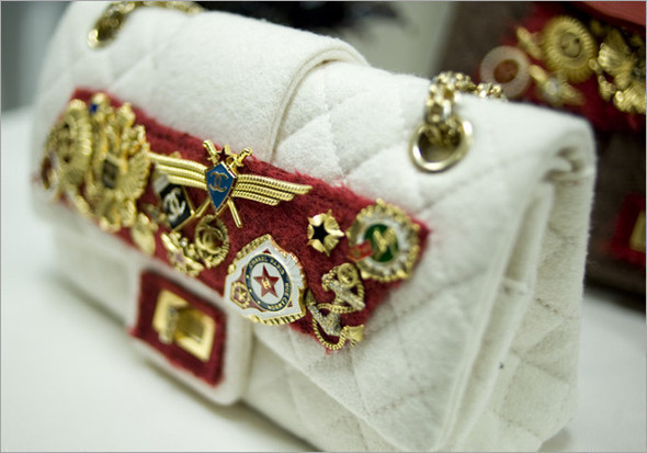 Мода любит Россию. Изображение № 3.
