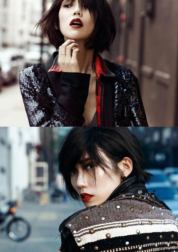 Съёмка: Тао Окамото для китайского Vogue. Изображение № 4.