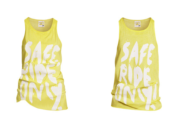 H&M против СПИДа: новая коллекция Fashion Against AIDS. Изображение № 15.