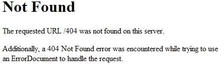20 Интересных оформлений страницы ошибки 404. Изображение № 1.