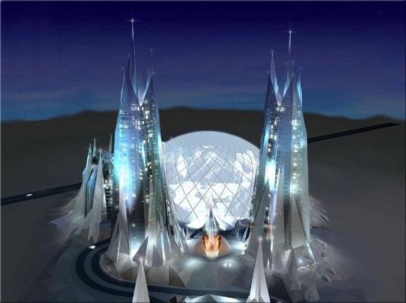 Старый новый Дубай. Изображение № 16.