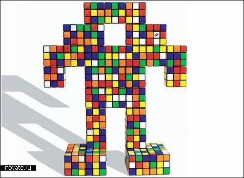 Картины изКубика Рубика. Изображение № 5.