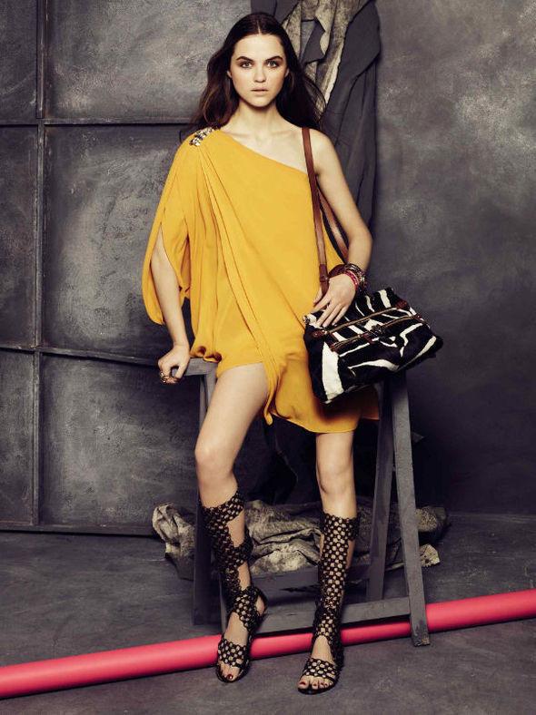 Изображение 24. Roberto Cavalli Lookbook Spring 2011.. Изображение № 24.