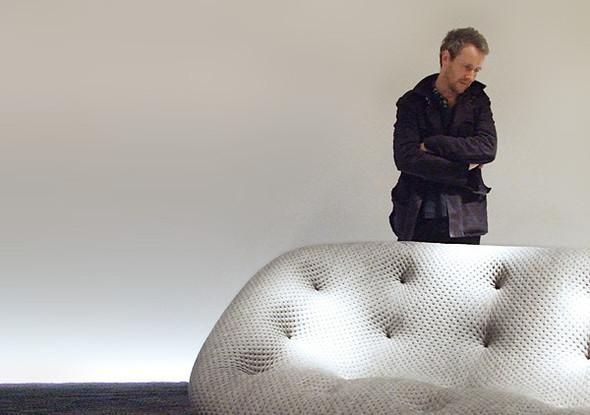 Новый диван PLOUM от Ronan & Erwan Bouroullec. Изображение № 10.