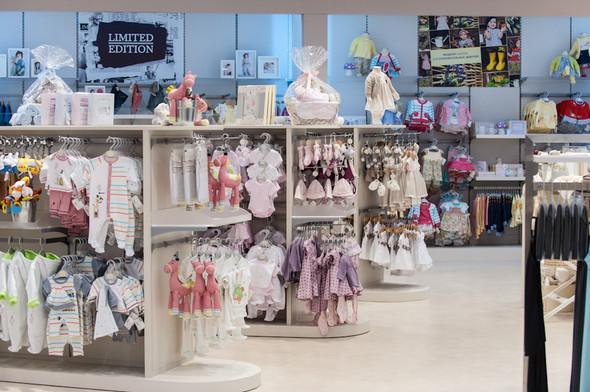 Первый магазин Mamas&Papas открылся  в Москве, в ТРЦ «Европейский» . Изображение № 7.