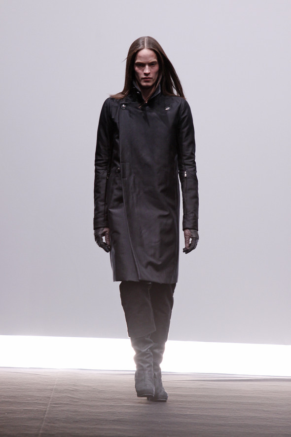 Rick Owens Fall Winter 2009 2010. Изображение № 29.