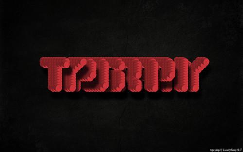 18 шрифтов дизайнерской группы Behance. Изображение № 10.