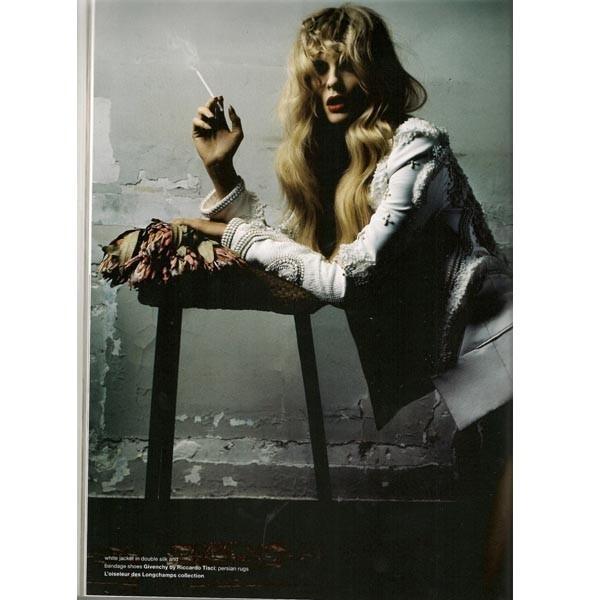 Новые съемки: i-D, Vogue, The Gentlewoman и другие. Изображение № 55.