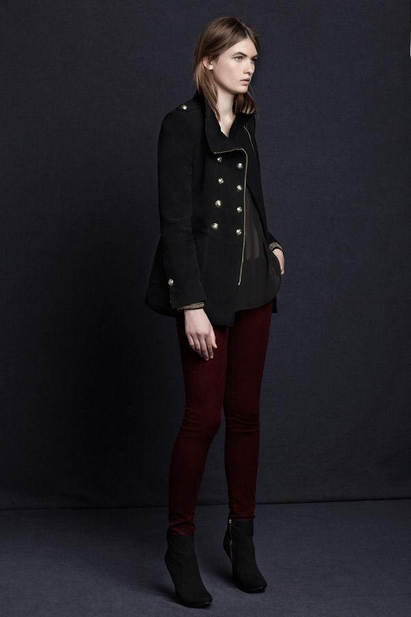 Вышли новые лукбуки Zara, Free People, Mango и других марок. Изображение № 117.