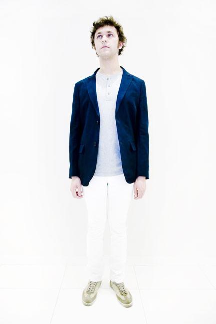 Встречайте по одежке: мужские образы от Uniqlo. Изображение № 5.
