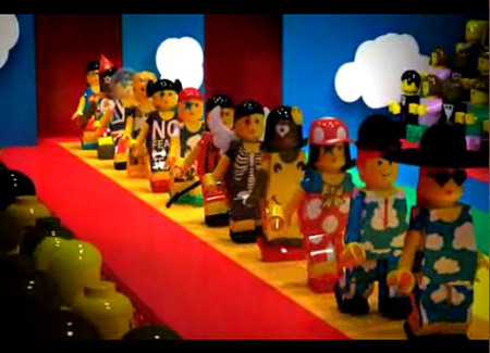 Lego Jean-Charles deCastelbajac. Изображение № 6.