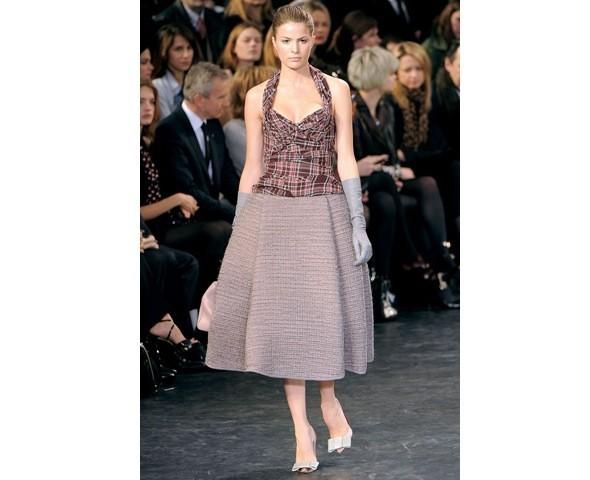 Можно все: Модели на показе Louis Vuitton. Изображение № 22.