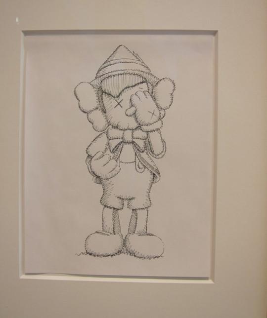 Выставка художника и дизайнера KAWS. Изображение № 16.