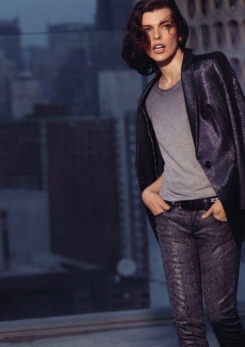 Alexander McQueen, Celine и LUBLU Kira Plastinina показали новые кампании. Изображение № 29.