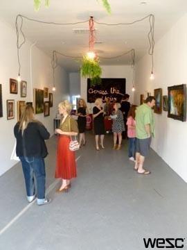Изображение 4. Выставка Vanessa Prager в Лос-Анджелесе.. Изображение № 6.