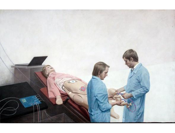 Личный опыт: Как я участвовал в 4-й Московской биеннале. Изображение №44.