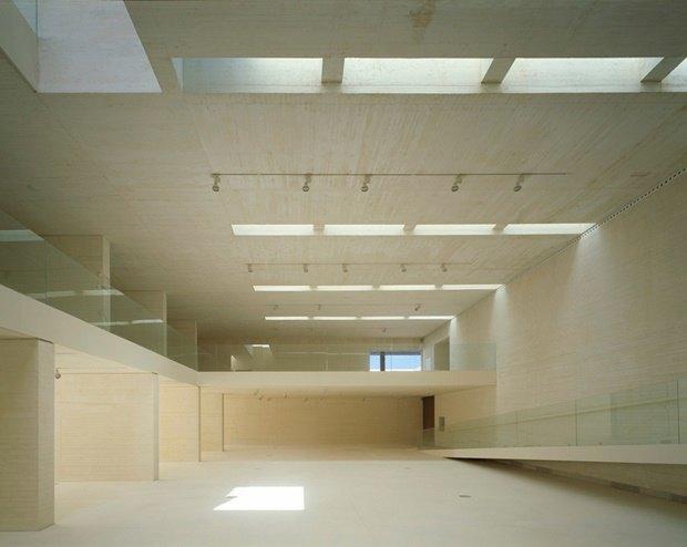 Музей и исследовательский центр Мадинат аз-Захра в Кордове. Изображение № 4.