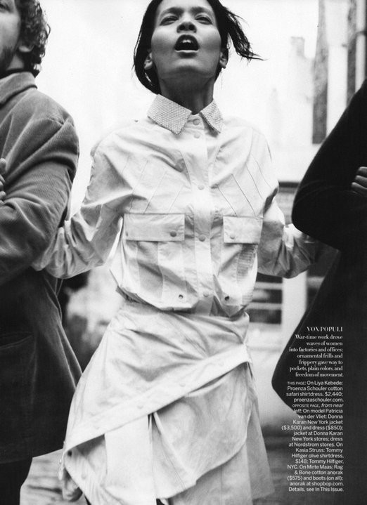 Vogue May 2010 ( Paris, US, China). Изображение № 23.