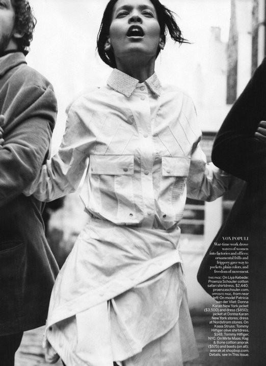 Vogue May 2010 ( Paris, US, China). Изображение № 23.