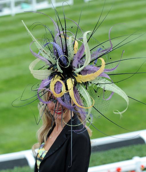Самые необычные иизысканных шляпки Royal Ascot. Изображение № 21.