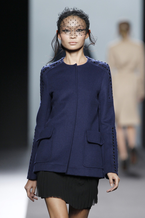 Madrid Fashion Week A/W 2012: Miguel Palacio. Изображение № 4.