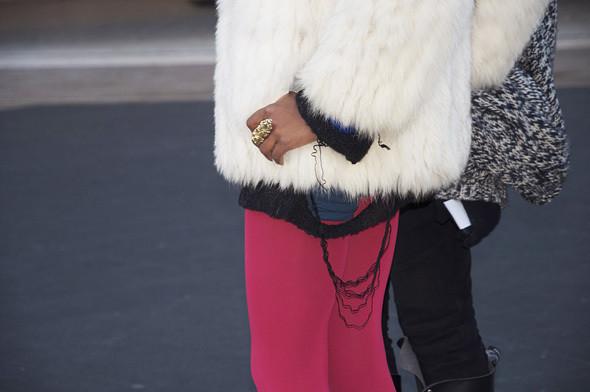 Изображение 3. Детали: New York Fashion Week.. Изображение № 3.