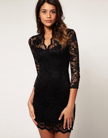 Платье Asos, Asos.com, $82.33. Изображение № 144.