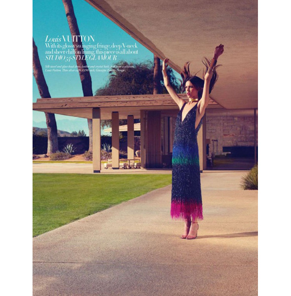 Изображение 11. Съемки: Harper's Bazaar, Metal, V и Vogue.. Изображение № 11.