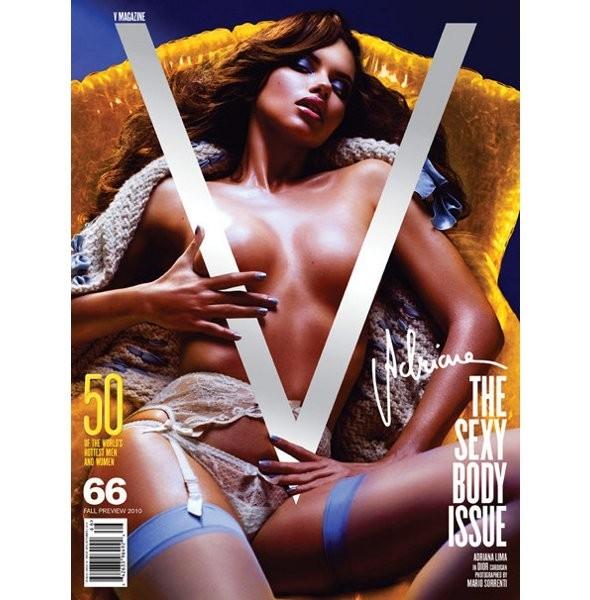 Сексуальный выпуск V Magazine. Изображение № 4.