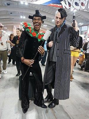 Как прошёл гик-фестиваль NYC Comic-Con  в Нью-Йорке. Изображение № 15.