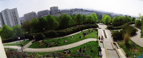 Изображение 38. Париж: Восток.. Изображение № 40.