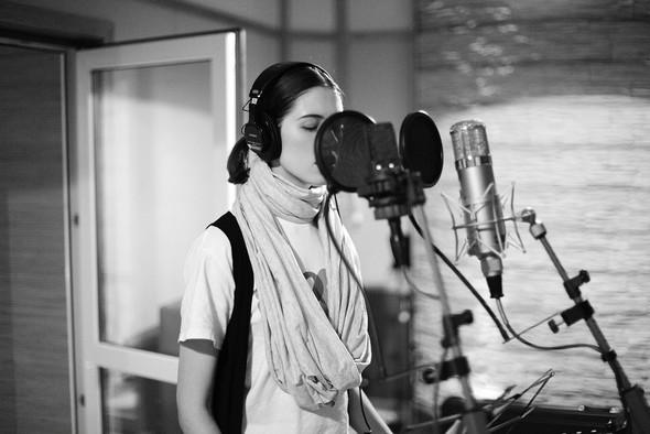 Nina Karlsson записала песни на русском. Изображение № 1.