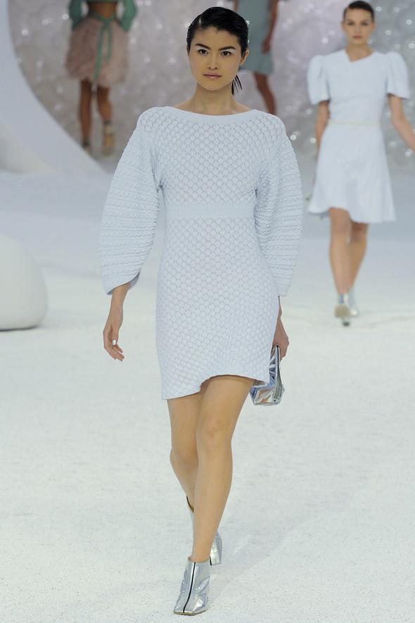 Chanel на Парижской неделе моды. Изображение № 24.