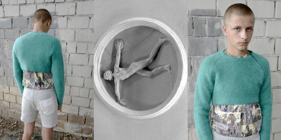 Появился лукбук весенне-летней коллекции Гоши Рубчинского. Изображение № 4.