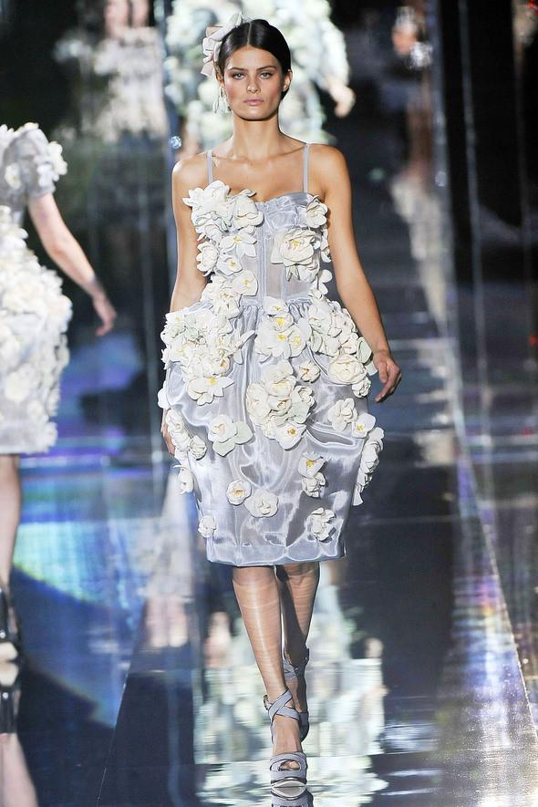 Изображение 3. Платье-баллон – классика, проверенная временем.. Изображение № 7.