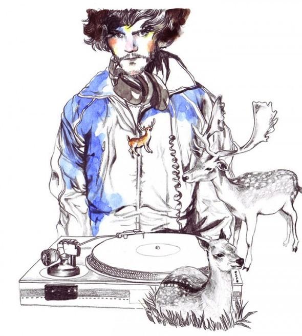 Иллюстратор Esra Roise. Изображение № 4.