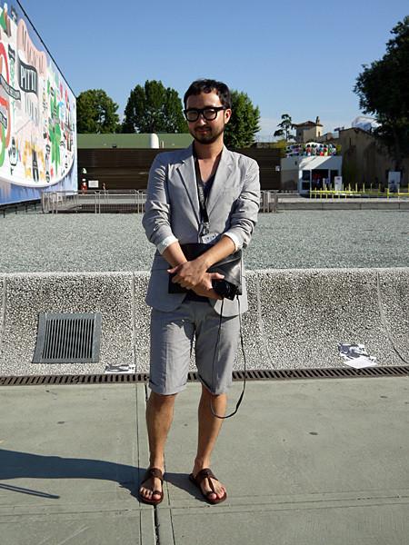 Изображение 19. Pitti Uomo, часть 1: дизайнерские павильоны и красиво одетые мужчины.. Изображение № 21.