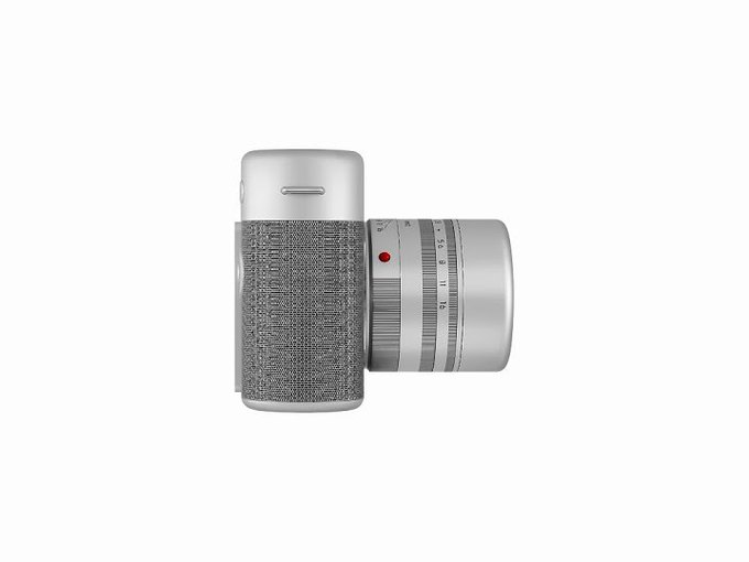 Leica представила фотокамеру с дизайном Джони Айва. Изображение № 5.