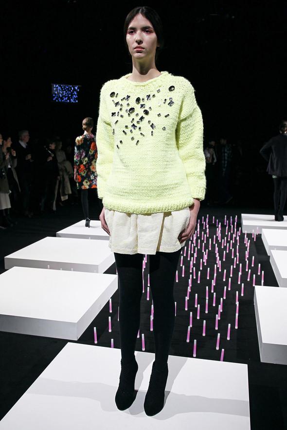 Berlin Fashion Week A/W 2012: Blame. Изображение № 10.