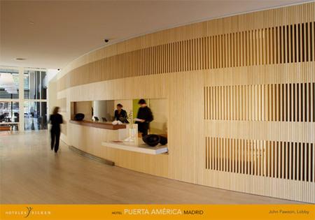 Hotel Puerta America Madrid. Изображение № 23.