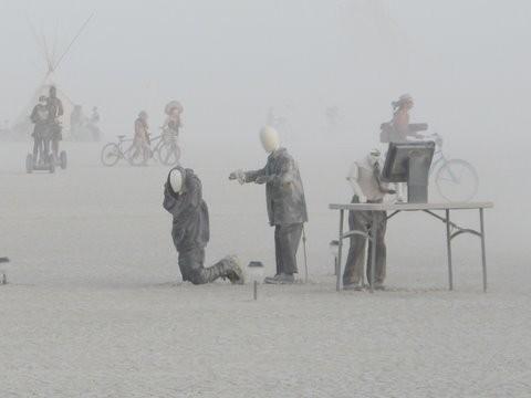 Burning Man 2011. Пыль и шарики. Изображение № 7.