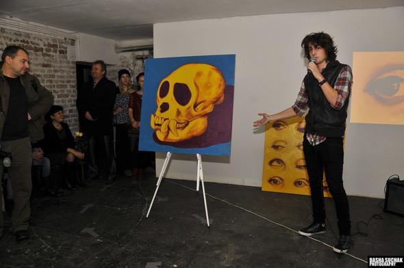 В Киеве состоялся звездный аукцион картин. Изображение № 8.