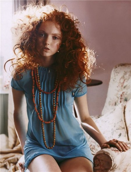 Lily Cole – top model doll. Изображение № 32.