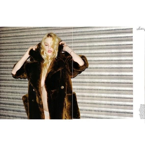 5 новых съемок: Love, T, Vogue и Wallpaper. Изображение № 9.