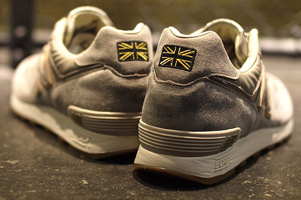 NEW BALANCE M576 (ROAD TO LONDON). Изображение № 6.