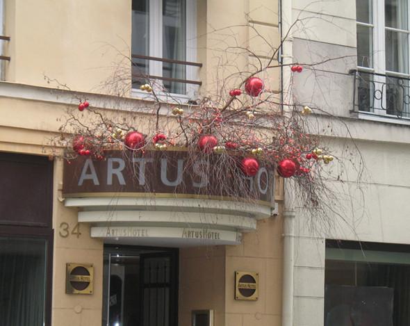 Париж Рождественский. Изображение № 63.