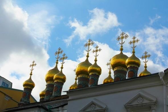 Интересные места России - Московский Кремль. Изображение № 15.