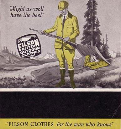 Filson - качество и стиль вне времени. Изображение № 1.