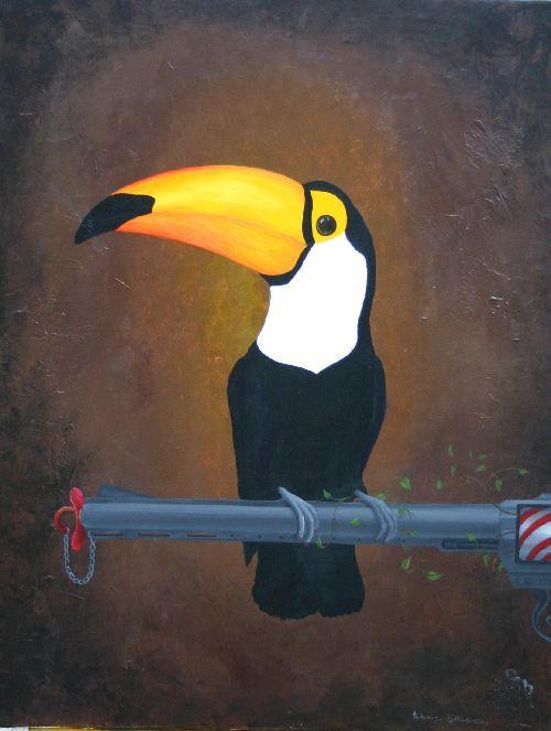 Птицы Мацкявичуса. Изображение № 3.